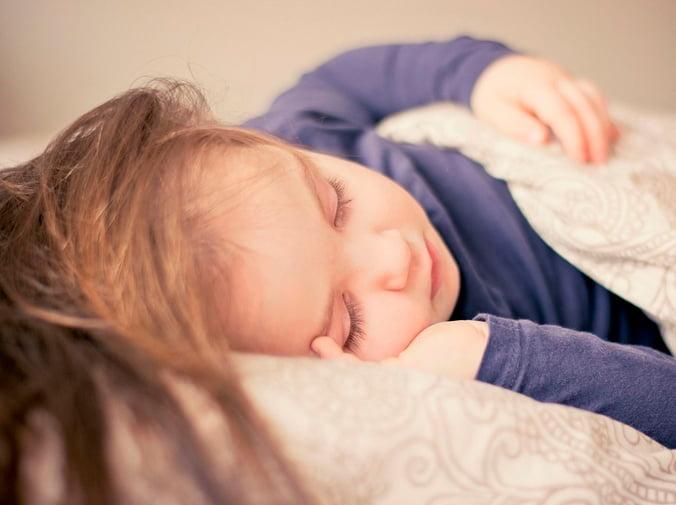 Problemas de sueño más frecuentes en niños